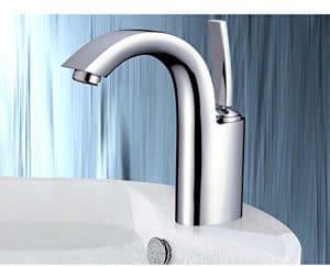HAC24 Designer Armatur In Massiver Messing Ausführung | Bad Wasserhahn Neu