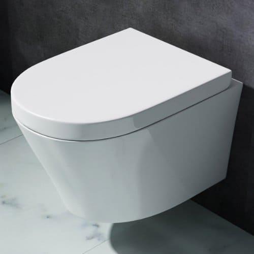 design toilette aachen108 aus keramik mit silentclose absenkautomatik wand wc h nge wc. Black Bedroom Furniture Sets. Home Design Ideas